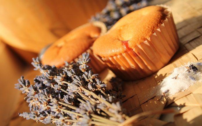 Muffins de Laranja e Cenoura