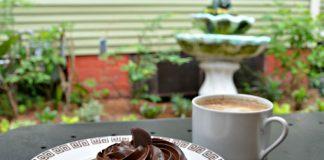 Tartelete de Natas, Chocolate e Amêndoas