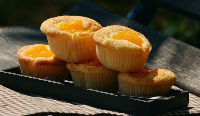 Bolinhos de laranja rápidos
