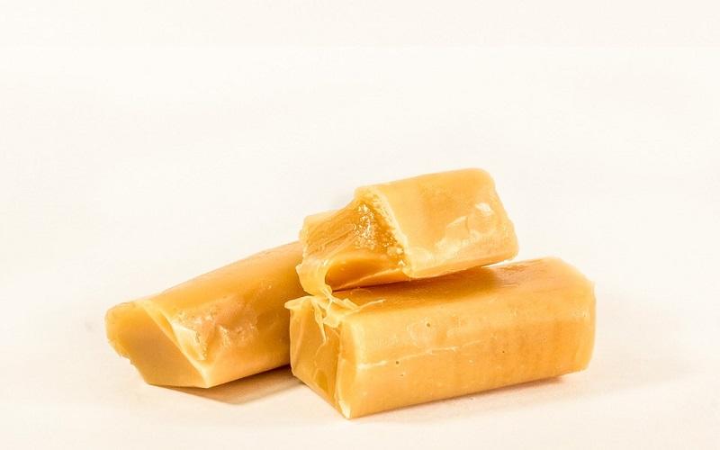 fudge de manteiga de amendoim