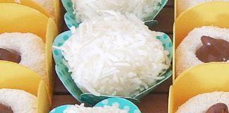 Brigadeiro Gourmet de coco