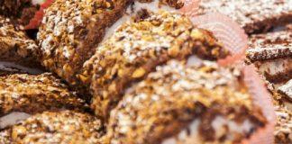 Brigadeiro frito
