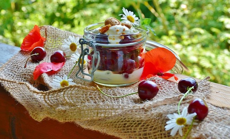 Delícia de cereja