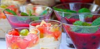 Sorvete de gelatina